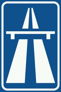 Duitse autobahn
